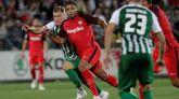 El Sevilla sigue su curso rumbo a la Liga Europa