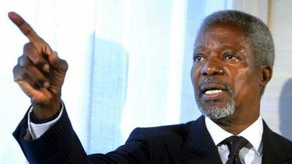 Muere el ex secretario general de la ONU Kofi Annan