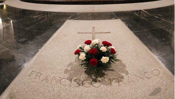 En marcha la exhumación de Franco del Valle de los Caídos