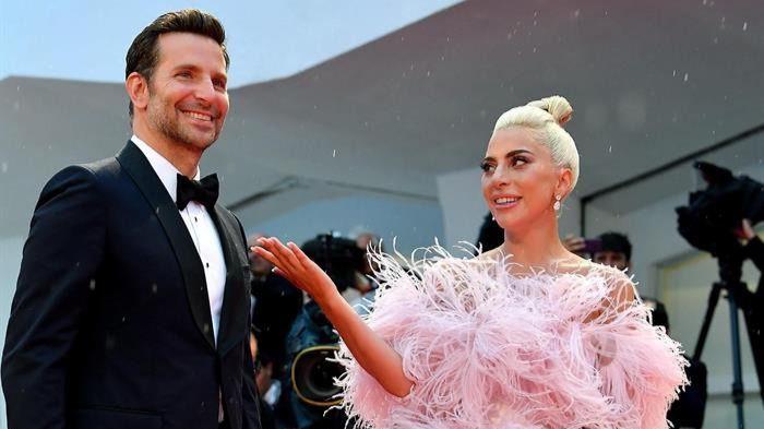 Un rayo interrumpe la proyección de la película de Lady Gaga en Venecia