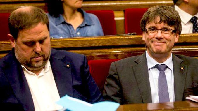 Junqueras pide ahora respeto para los catalanes no secesionistas