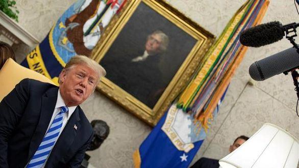 Uno de los periodistas del Watergate describe la Casa Blanca como un