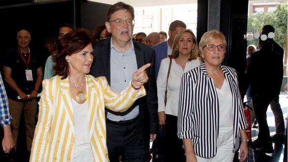 Calvo vuelve a amenazar a las multinacionales con subirles los impuestos