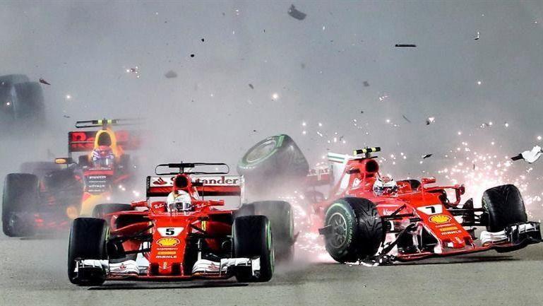 La inviolabilidad de Vettel en Ferrari, en suspenso
