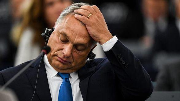 El Parlamento Europeo aprueba sancionar a Hungría
