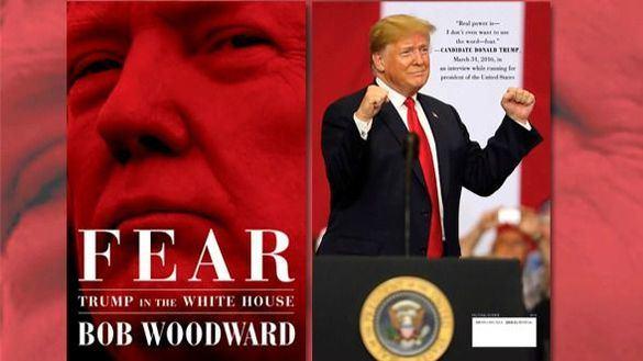 Ya hay fecha para la traducción del libro de Woodward sobre Trump