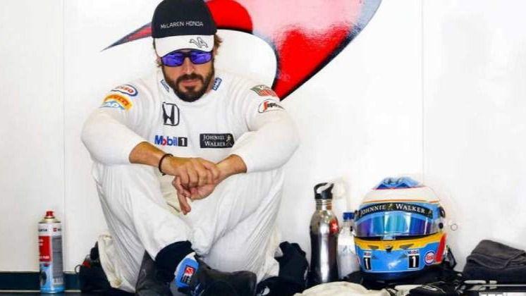 Fernando Alonso confirma que quiere ser el mejor del
