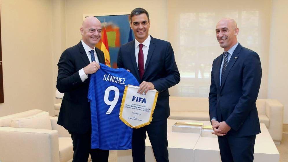 Gobierno, FIFA, RFEF y los jugadores del Barcelona, contra el partido en Miami