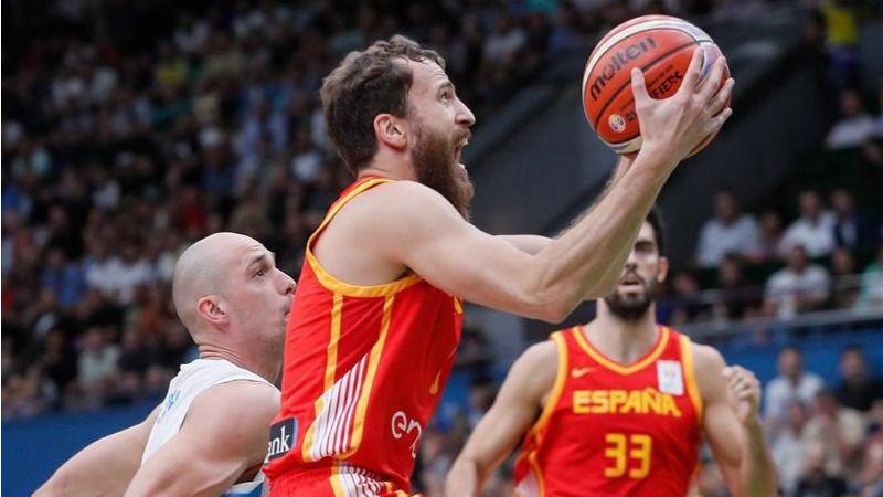La España sin NBA ni Euroliga pierde en Ucrania, de camino al Mundial   76-65