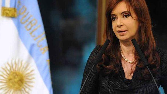 Cristina Fernández de Kirchner, procesada con prisión preventiva