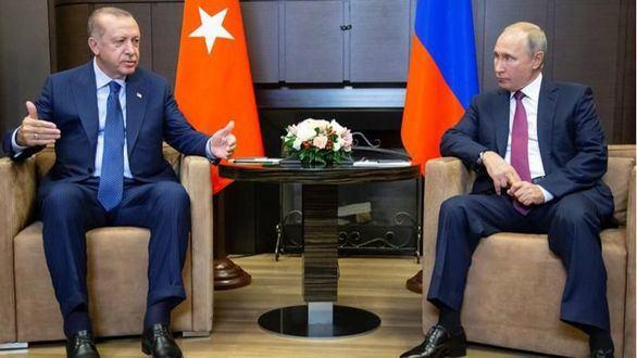 Putin y Erdogan acuerdan aplazar la 'batalla final'