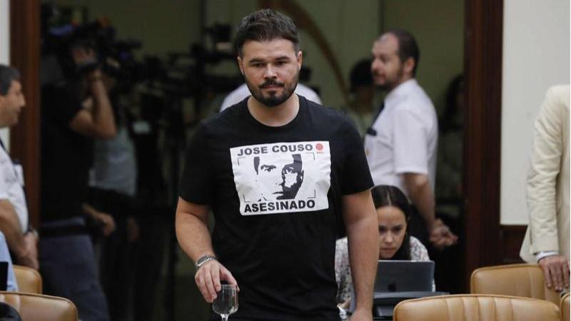 Cara a cara entre Aznar y Rufián con cruce de reproches y acusaciones