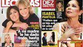 Los dardos de Isabel Pantoja a su hija Chabelita y viceversa