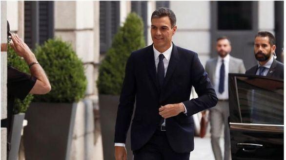 Sánchez copió en su libro la conferencia de un diplomático