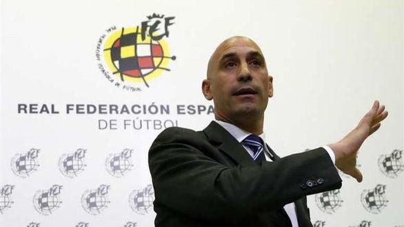 La RFEF comunica a la FIFA que se opone al partido en Miami y Tebas se revuelve