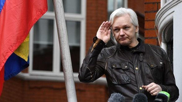 Así quiso el Kremlin rescatar a Julian Assange del Reino Unido en 2017