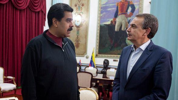 El secretario general de la OEA, a Zapatero:
