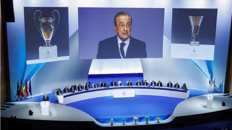 La Asamblea del Real Madrid respalda a Florentino Pérez: despega el nuevo Bernabéu