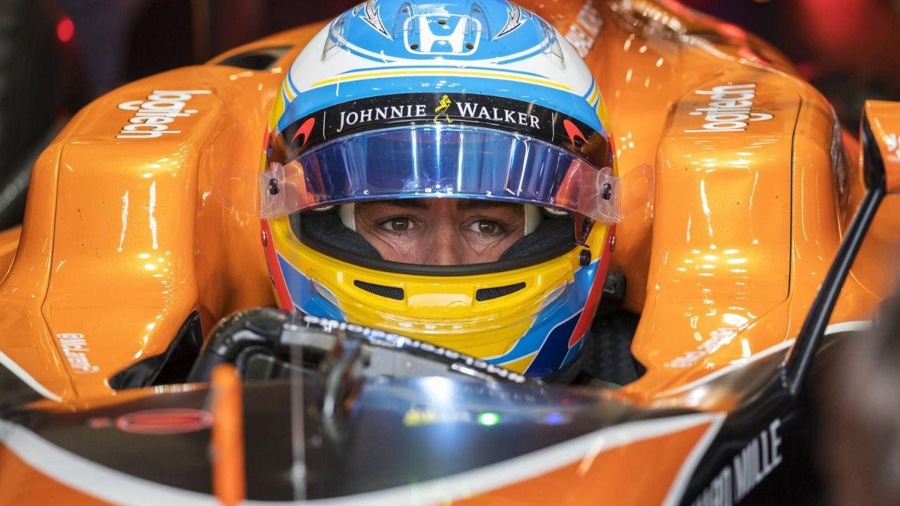 Fernando Alonso, rotundo:
