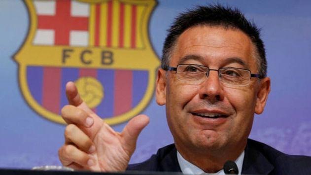La directiva del Barcelona quiere cambiar el escudo al club