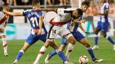 El Rayo vuelve a dejar escapar una victoria y el Espanyol suma | 2-2