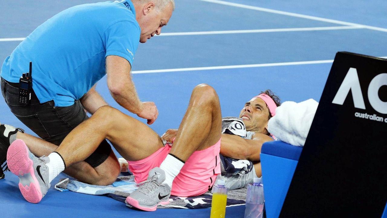 ATP. Moyá confirma que Rafael Nadal puede no volver a jugar hasta 2019