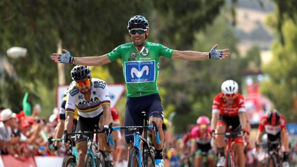 Mundial de ciclismo. Valverde, encantado con su favoritismo para la conquista de su primer oro