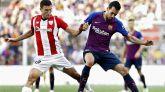 Munir no salva al Barcelona de otra debacle en la visita del Athletic | 1-1