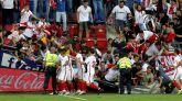 El Sevilla de Machín conquista Eibar y confirma su renacer | 1-3