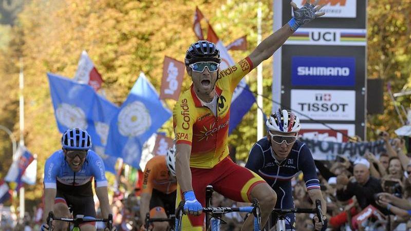 Valverde al fin se proclama campeón