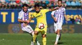 El Villarreal se estampa en casa y ante el Valladolid | 0-1