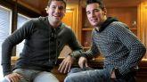 Los cantantes Andy y Lucas, en una imagen de archivo.