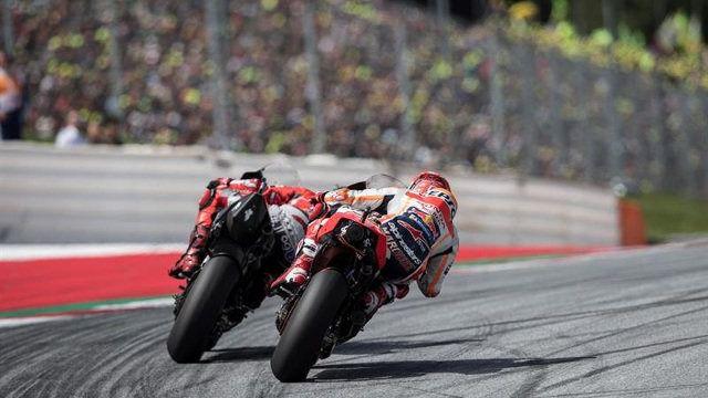 MotoGP. En Tailandia, Lorenzo y Márquez deciden azuzar su guerra