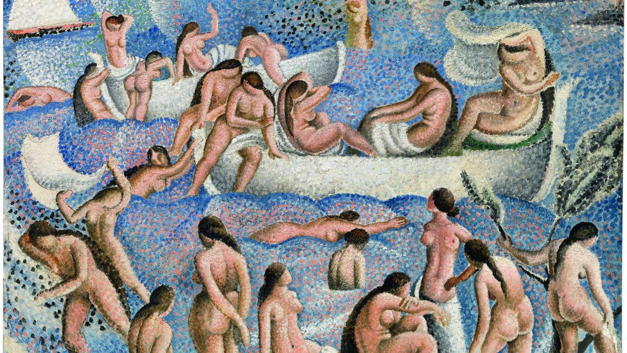 Obras de Matisse, Picasso, Dalí o Van Gogh dialogan en torno al Mediterráneo