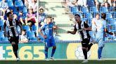 El Levante sobrevive a Getafe y se va con los tres puntos | 0-1
