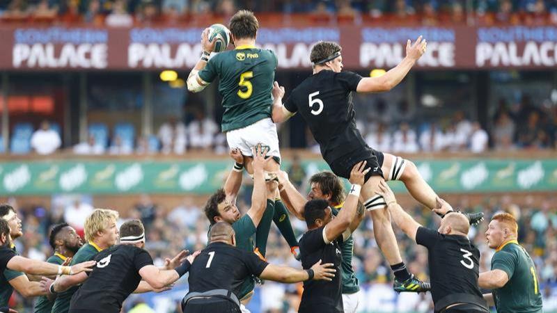 Rugby. Nueva Zelanda cierra ante Sudáfrica su título más humano