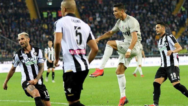 Bale se vuelve a lesionar y Ronaldo resplandece en la Juventus