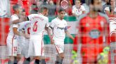 El Sevilla no perdona al Celta ni al Madrid y es líder | 2-1