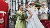 Las imágenes del enlace entre el duque de Huéscar y Teresa Palazuelo