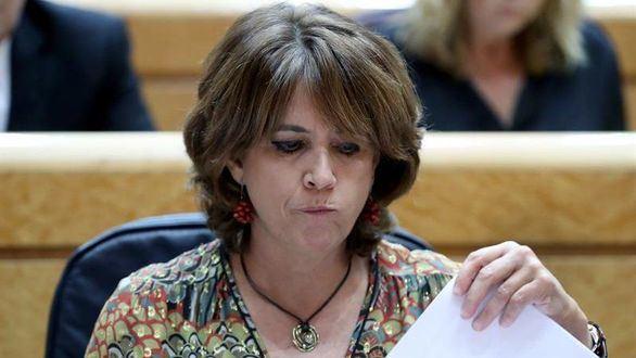 La mayoría del Congreso pide la dimisión de Delgado