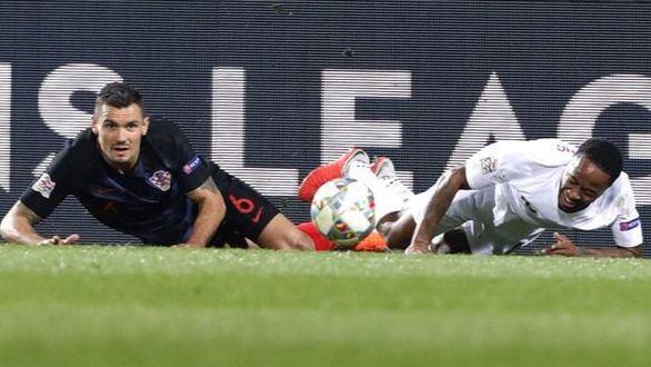 Liga de Naciones. Inglaterra y Croacia empatan y benefician a España