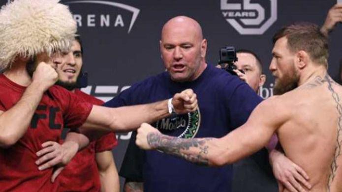 UFC. Nevada inhabilita a McGregor y Khabib, que responde con amenazas