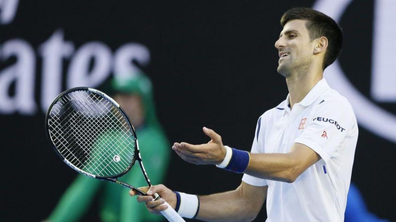ATP. Piqué verá la final de Shanghai entre Djokovic y Coric con su Davis bajo sospecha