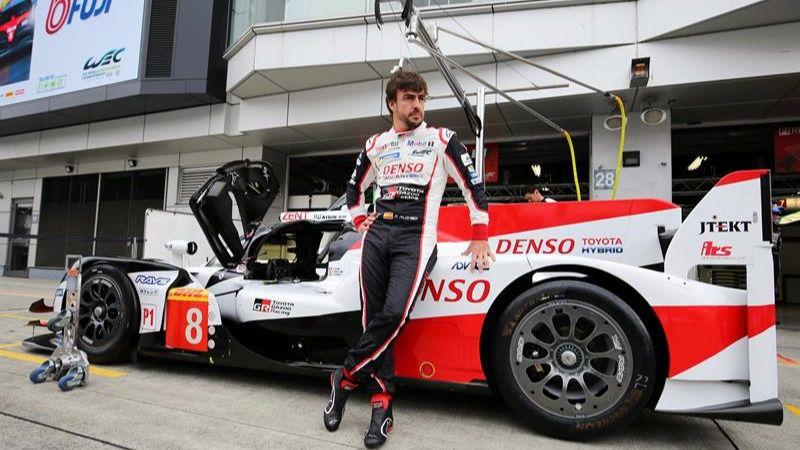 Resistencia. Fernando Alonso firma la 'pole' y logra lo nunca visto en Fuji