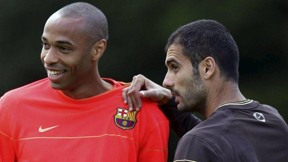 Thierry Henry entrenará al Mónaco y Cassano cuelga las botas