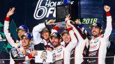 Alonso fortalece su liderato tras acabar segundo en las Seis Horas de Fuji
