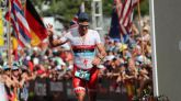 Gómez Noya explica el motivo por el que tiró la toalla en el Ironman de Hawai