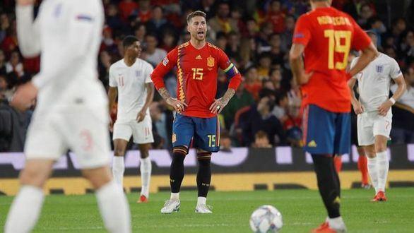 Inglaterra despeña de la nube a la confiada España | 2-3
