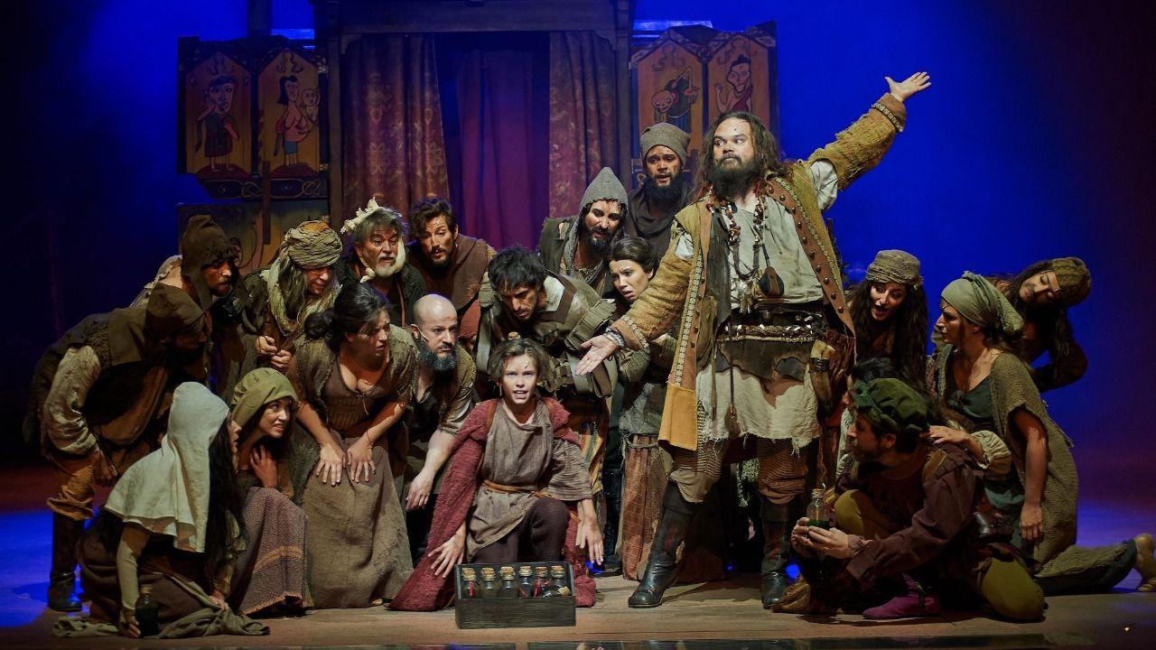 El médico: el musical con sello español que emocionó a Noah Gordon