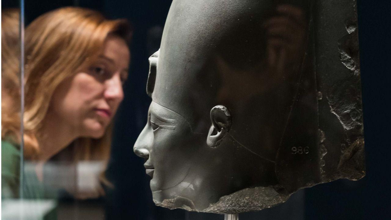 Los faraones del British Museum llegan a CaixaForum